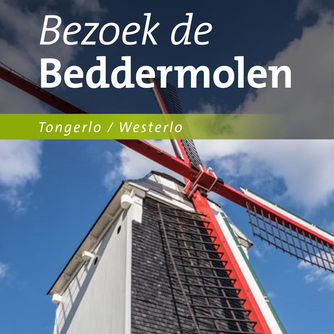 Beddermolen cover folder